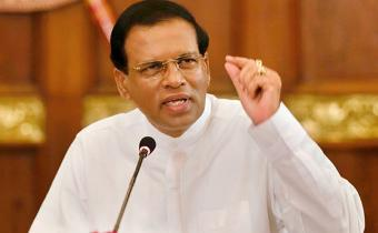 Religious Freedom has been ensured in Sri Lanka – President